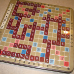 Weekend Reflections- Playing Scrabble