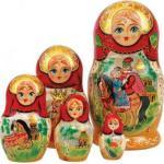 Nesting Dolls -A Family Keepsake