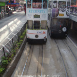 Transportation Fun in Hong Kong