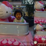 Driving Hello Kitty