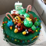 {Photo Story } Angry Bird  Birthday Celebration