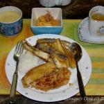 Writer's Workshop: Grandparents Comming For Dinner