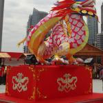 Dragon's Galore- River HongBao 2012