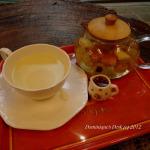 Writer's Workshop: Some Tea for Me