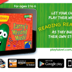 Veggie Tales Larry's Missing Music IPAD App Review
