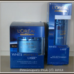 Towards Better Skin with L'Oréal  Paris White Perfect Laser
