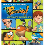 3-2-1 Penguins Complete Series 1 DVD – A Review