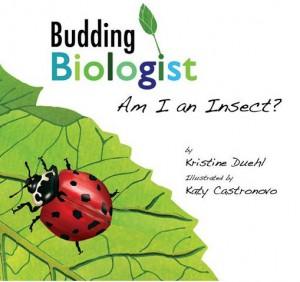 Budding biologist cover