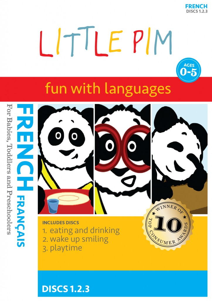 FRE Vol1 3Pak 723x1024 Learning French Through Little Pim