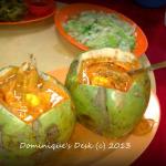 Curry Coconut  Prawns on a Friday