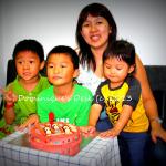 Happy 9th Birthday Monkey Boy