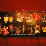 Chinese  Oprea Head Dress and  Dolls