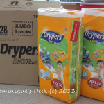 Drypers DryPantz- A User Experience