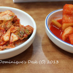 Kimchi and Pickles on a Friday