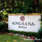Weekend Getaway: The Angsana Bintan  Resort & Spa