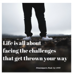 Writer's Workshop: Surely a Challenge- That's LIFE!!