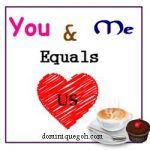 You and Me Equals Us
